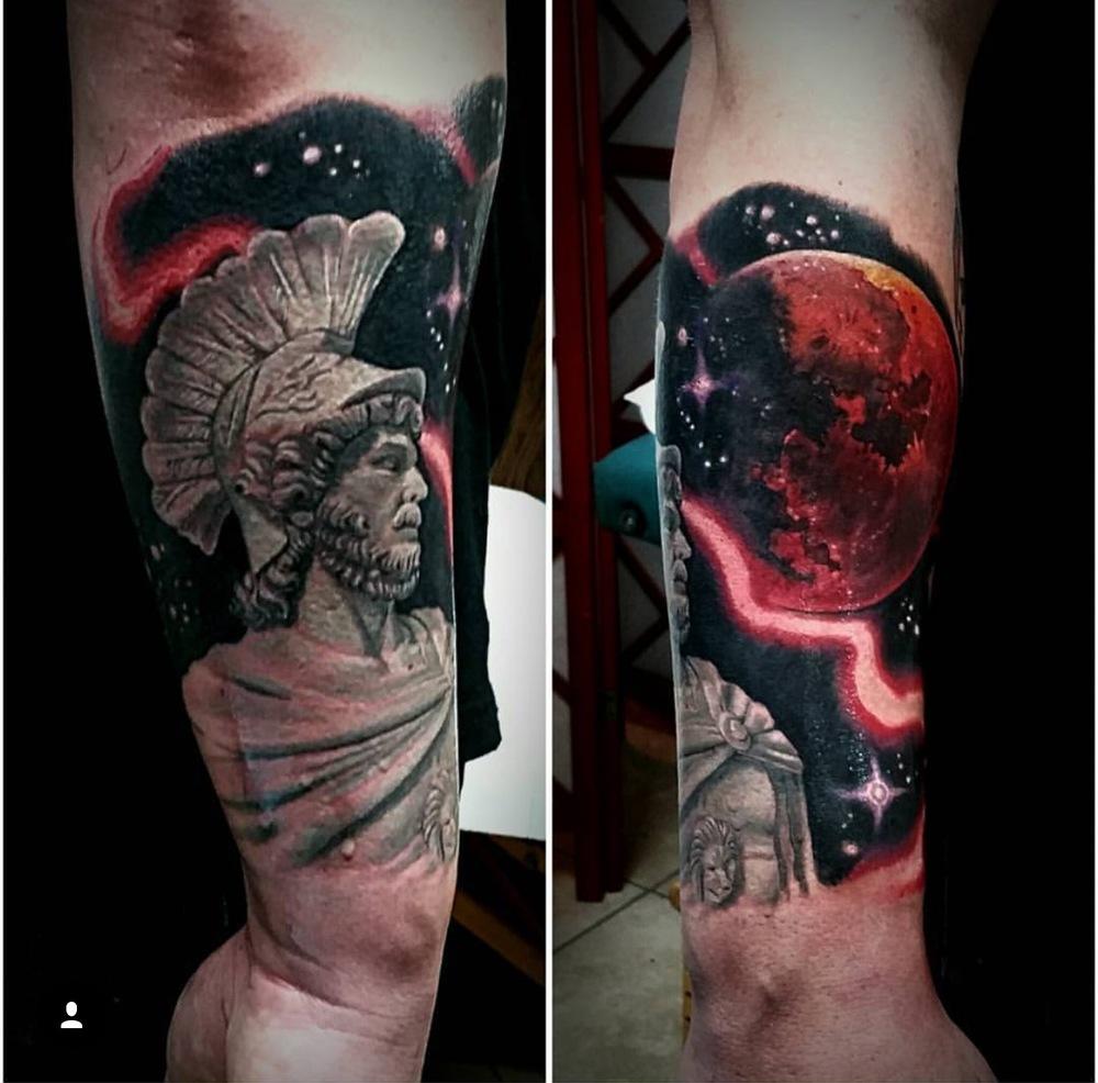 David Hamburg tattoo Elizabeth street tattoo realism space.JPG