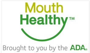 ADA website, Mouth Healthy,