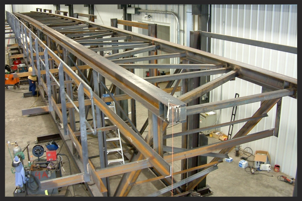 Custom Structural Steel