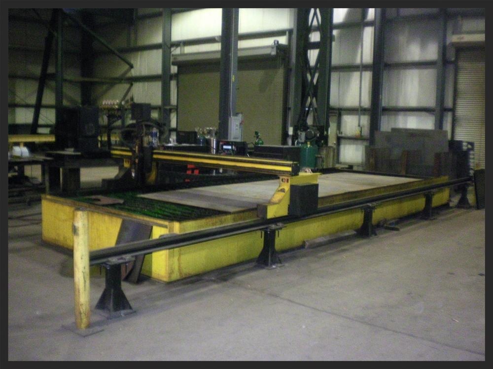 8 ft. x 24 ft. Plasma Table