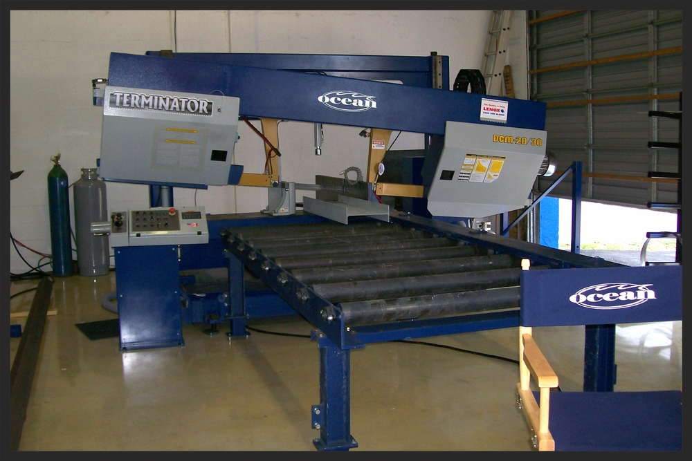 20 in. x 30 in. Band Saw