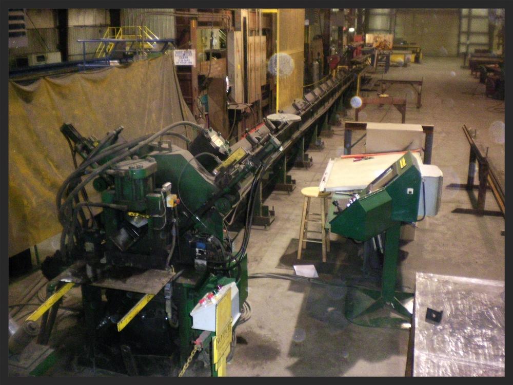 CNC Angle Processing Equipment