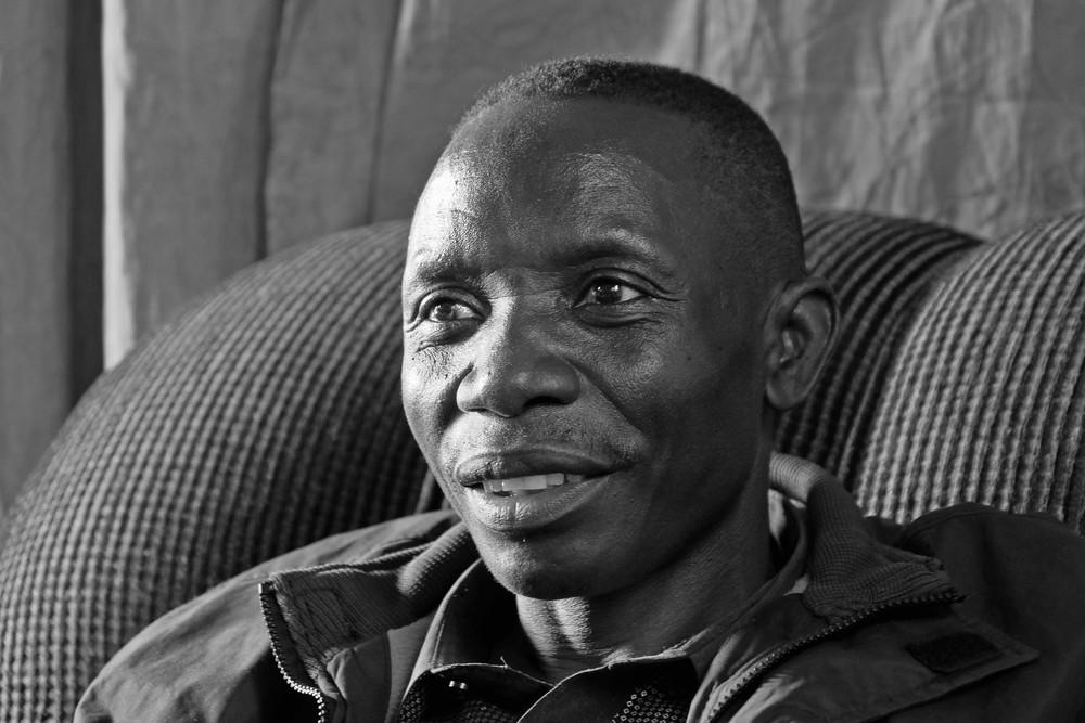Pastor Moses Yamba