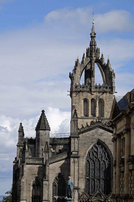 st. giles church, edinburgh