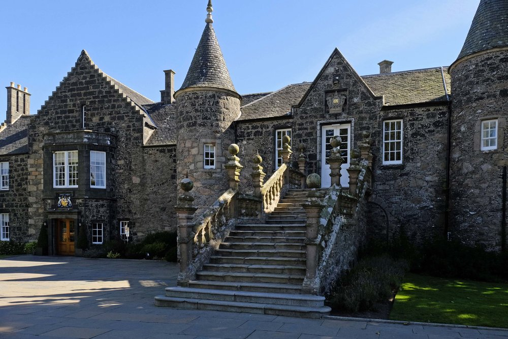 Meldrum House Hotel, Oldmeldrum