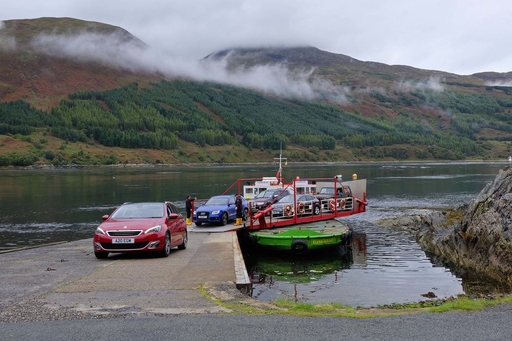 community ferry to isle of skye