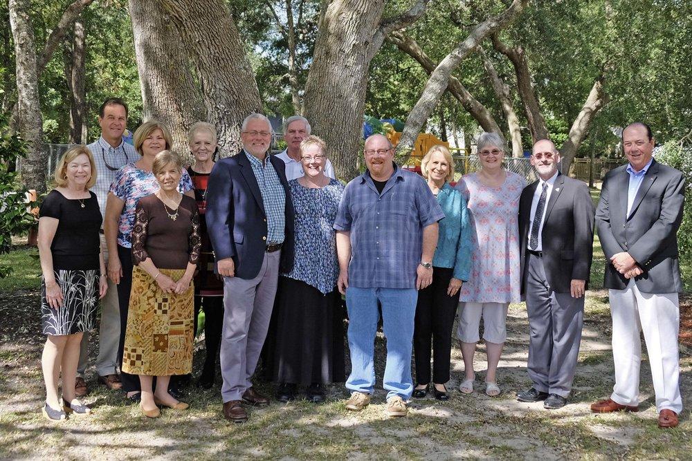 Mission Team, Oak Island Presbyterian Church