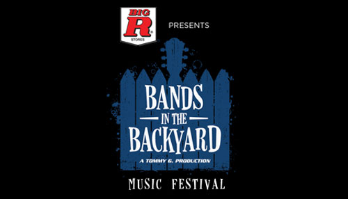 Bands In The Backyard Performance On 6/16