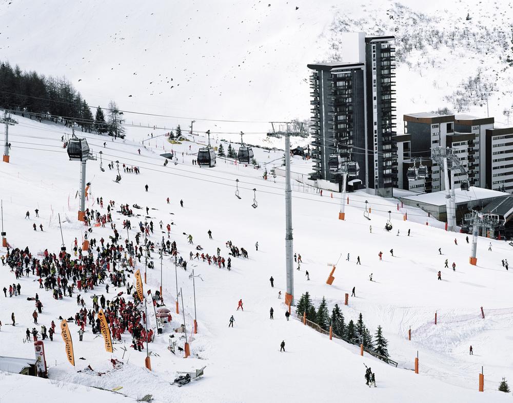 Alpine Urbanism, 2008