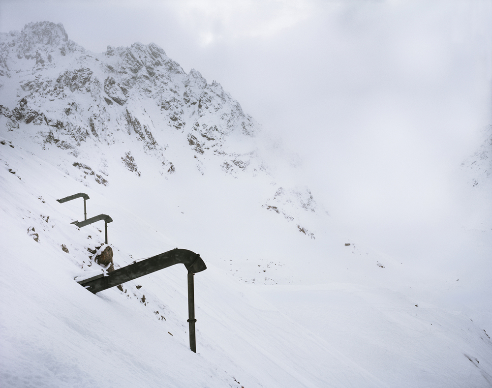 Avalanche Control, 2009