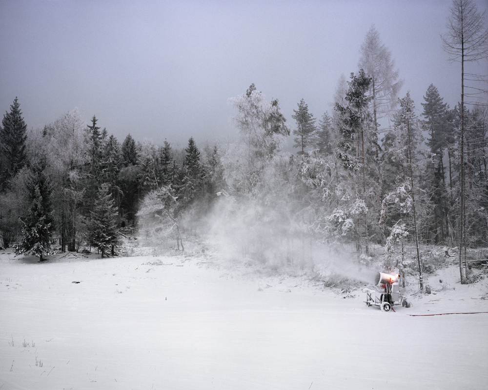Snow Machine, 2009