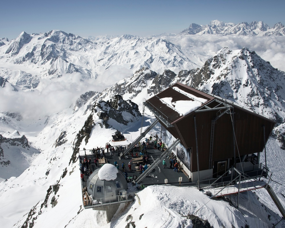 Mt Fort, Verbier 2014