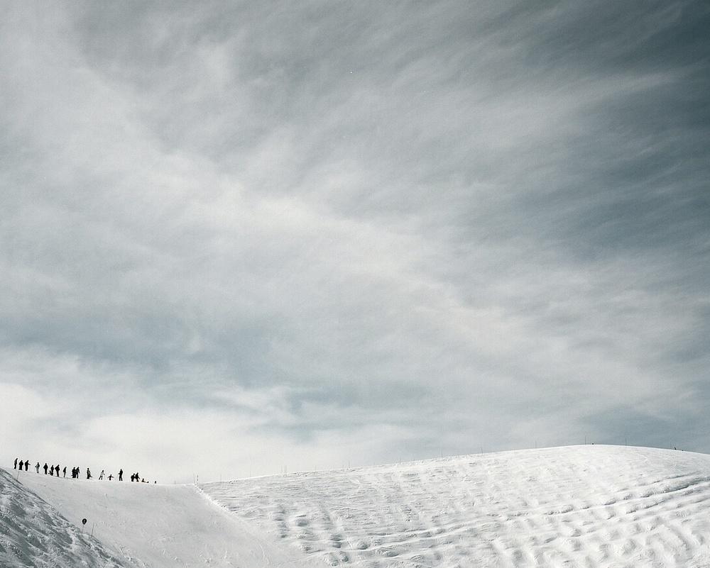 Gathering Skiers, 2012