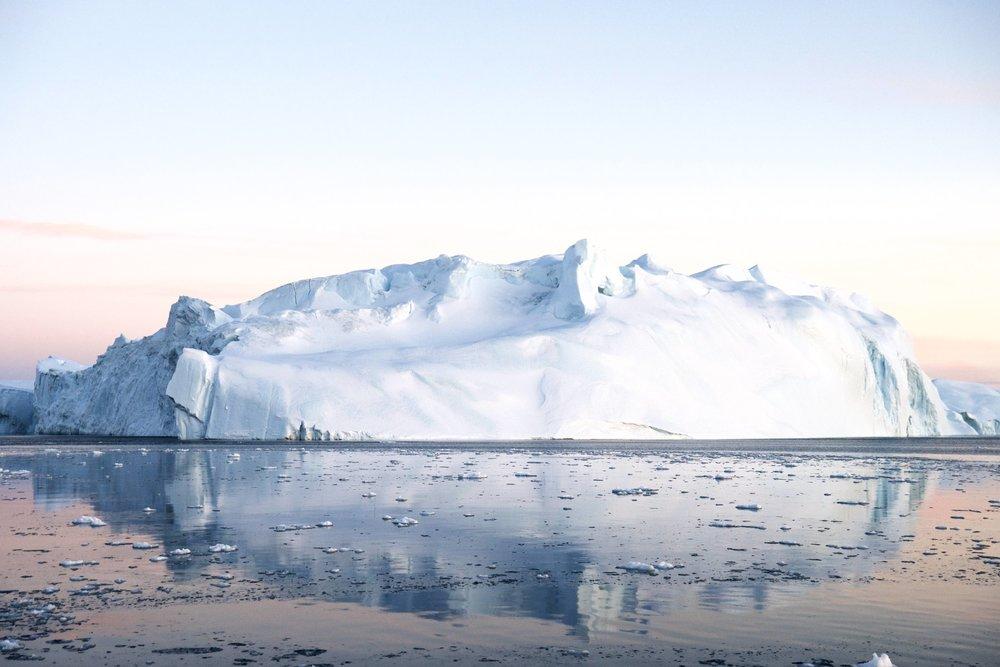 Iceberg V, Greenland, 2017