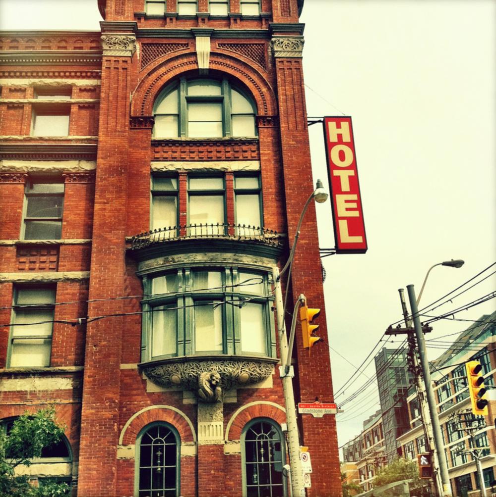 Gladstone hotel, Photo by  Ryan
