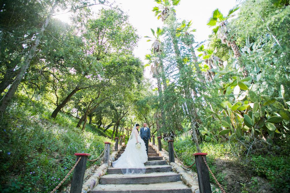 Ranchos Las Lomas Wedding