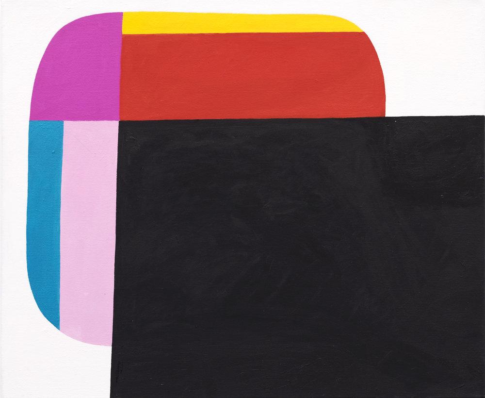 Andrew Masullo   5959 , 2014-2015  oil on canvas  20 x 24 in.