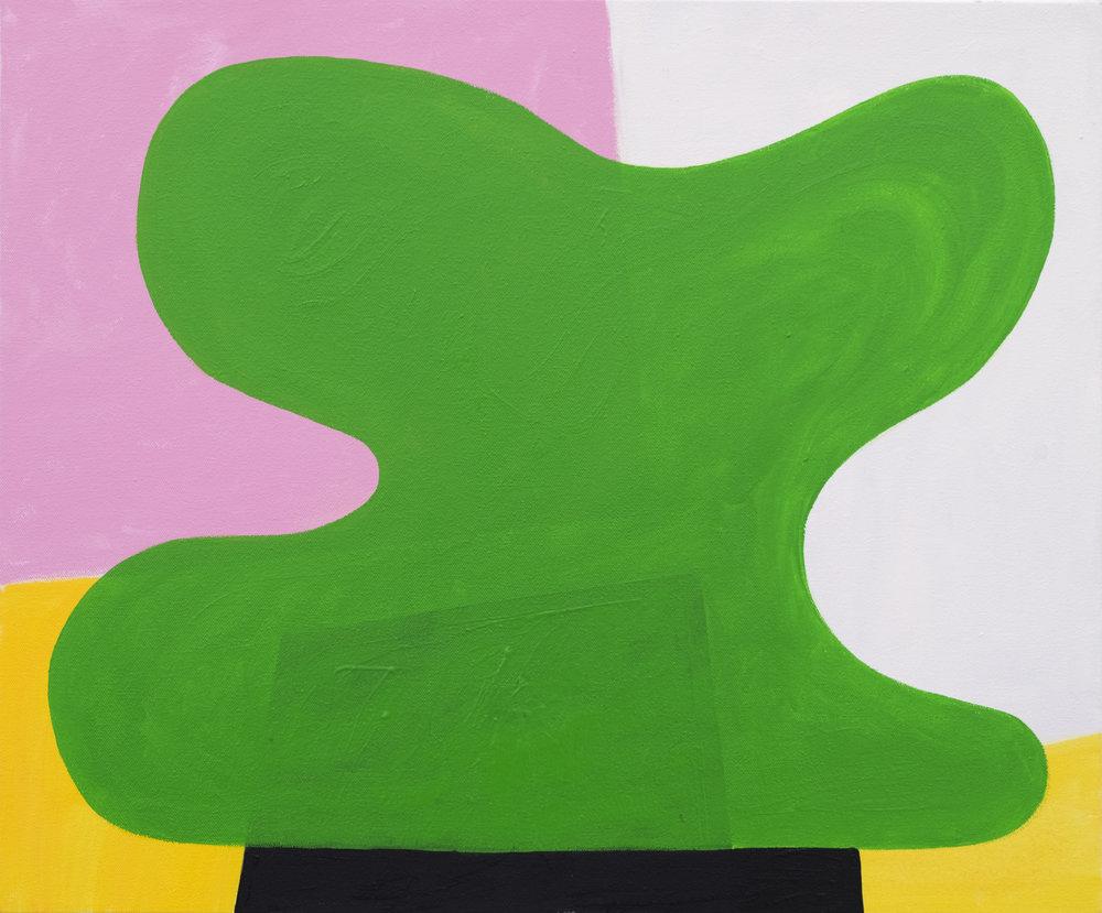Andrew Masullo   6417 , 2015  oil on canvas  20 x 24 in.