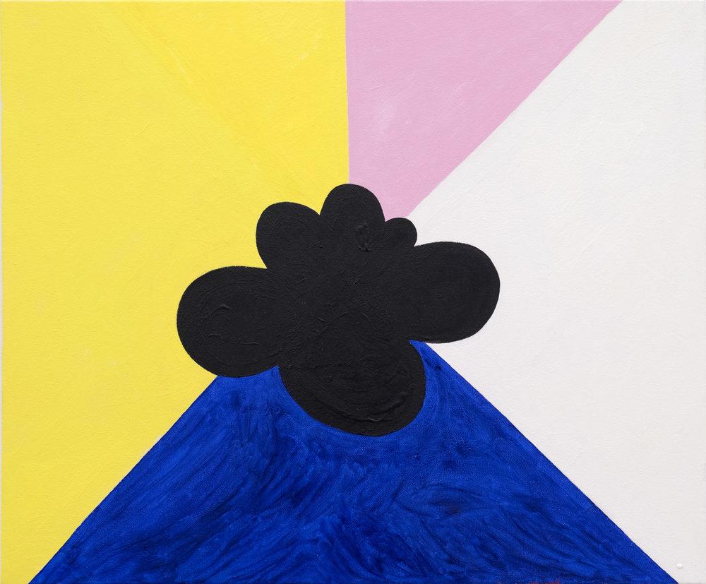 Andrew Masullo   6433 , 2015-2016  oil on canvas  20 x 24 in.