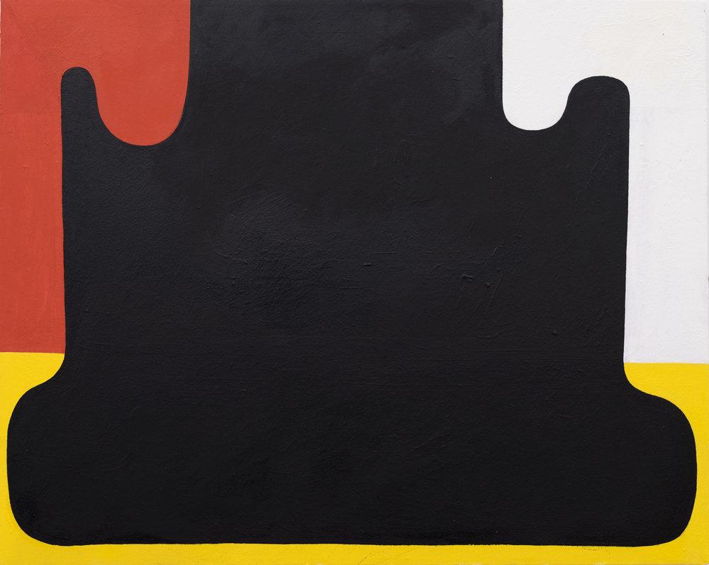 Andrew Masullo   6392 , 2015-2016  oil on canvas  24 x 30 in.