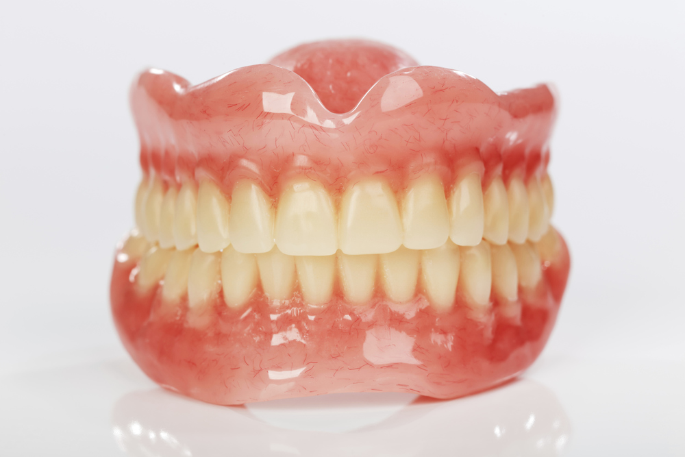 Dentures & Partials (actual Patients)