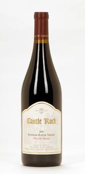 Castle Rock Petite Sirah