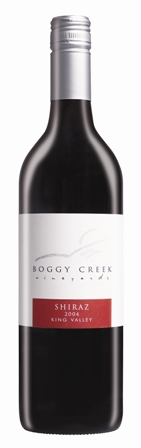 Boggy Creek Vineyards Shiraz