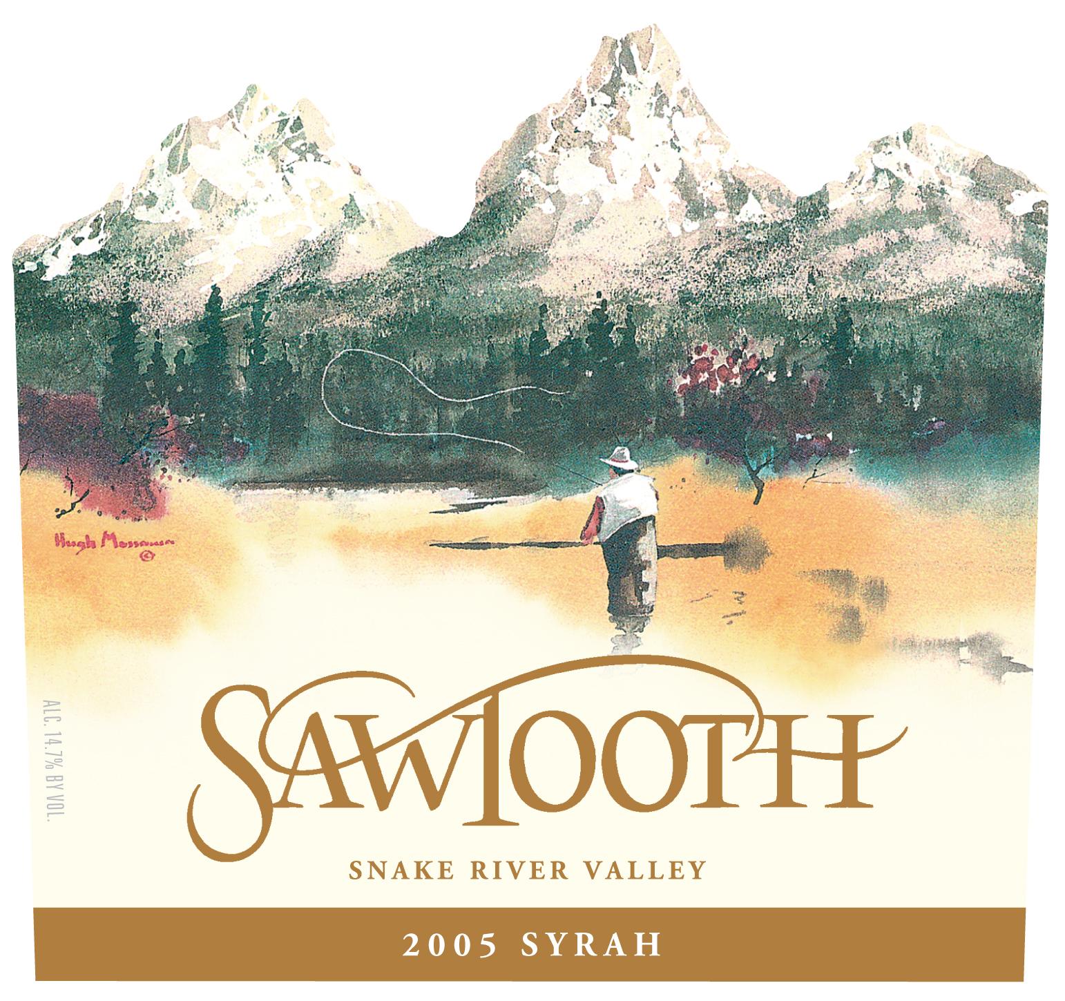 Sawtooth Syrah