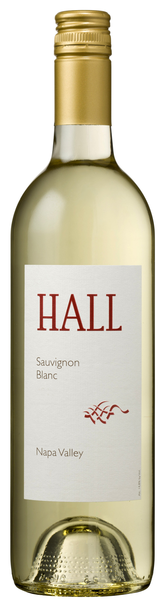 HALL Napa Valley Sauvignon Bottleshot