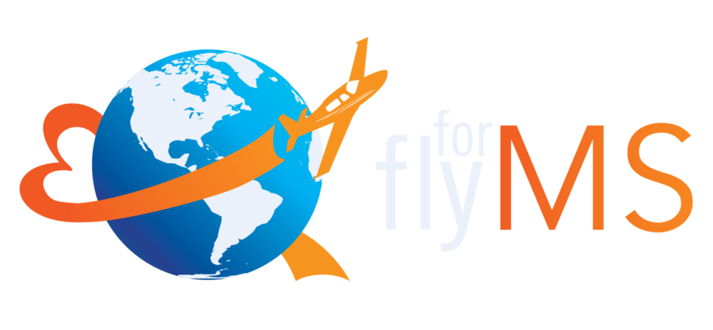 Fly for MS 20,000 mile flight