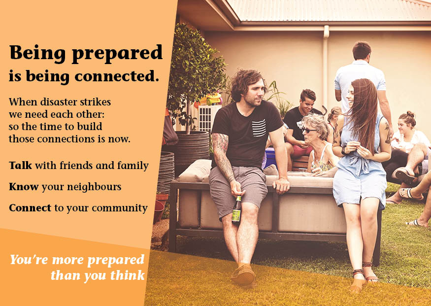 Posters and Postcards - Connect & Prepare — Dungog Shire Community