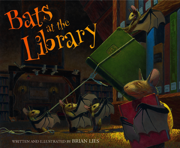 Copy of Bats at the Library