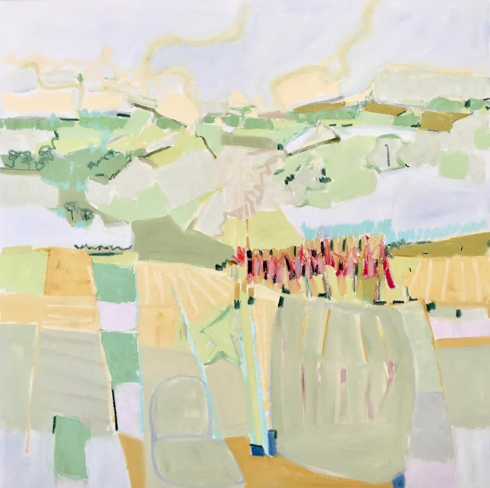 Trees+on+the+Mountain,+43+x+43+inches,+Mixed+Media+on+Canvas,+$5,000.jpg