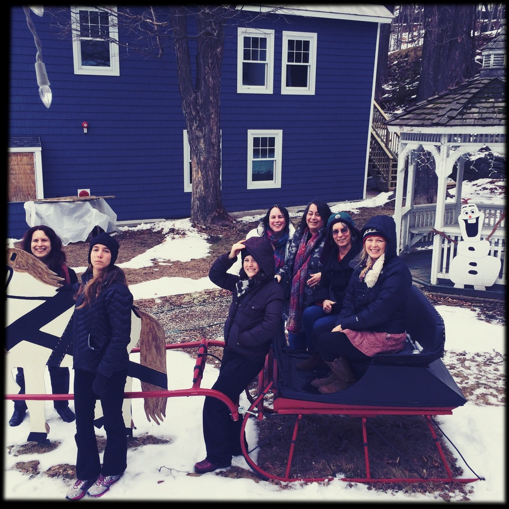 Kitka on Tour in Vermont 2014