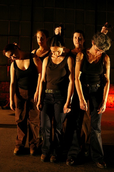 Singing Through Darkness: Music Direction by Mariana Sadovska, Stage Direction by Andre Erlen 2010