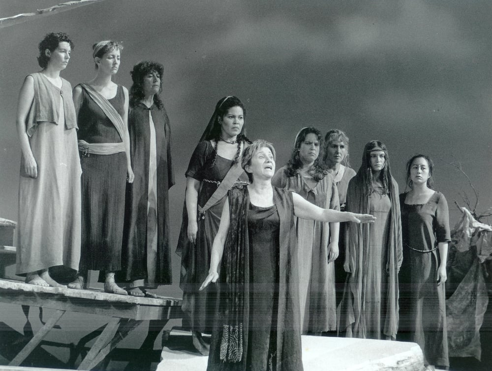 Hecuba 2 - ACT, 1998