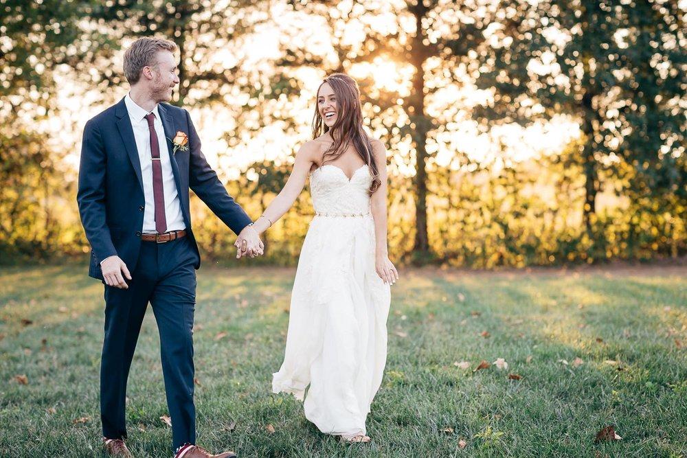 Wedding Married Couple