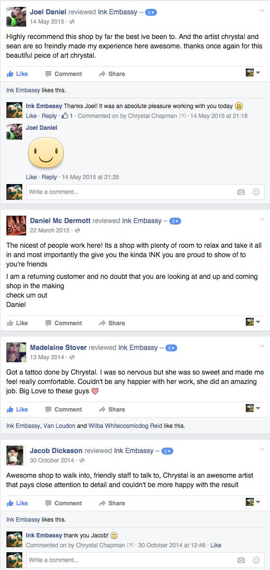 inkembassy tattoo reviews