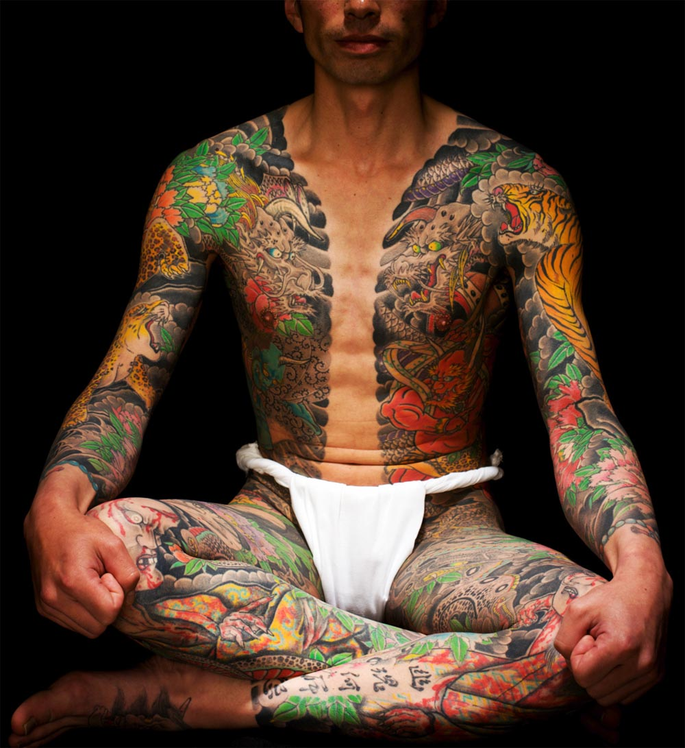 Most popular tattoo genres of all time ink embassy for Japanese body tattoo