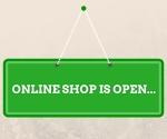 ONLINE SHOP IS OPEN....jpg