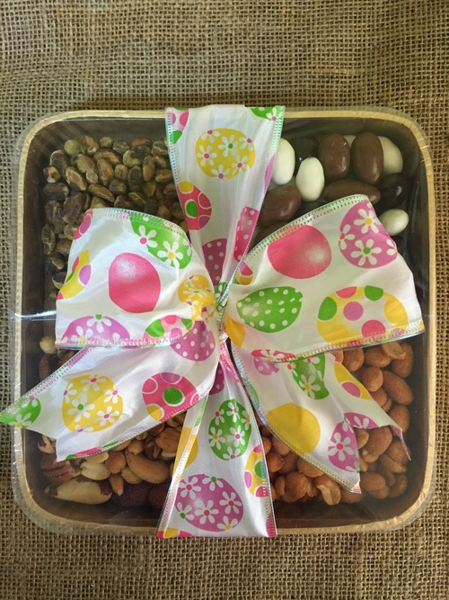 Easter nut tray cheese etc gourmet gifts easter nut tray negle Gallery