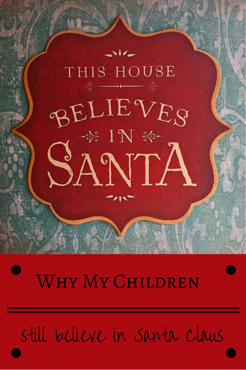 This House Believes in Santa