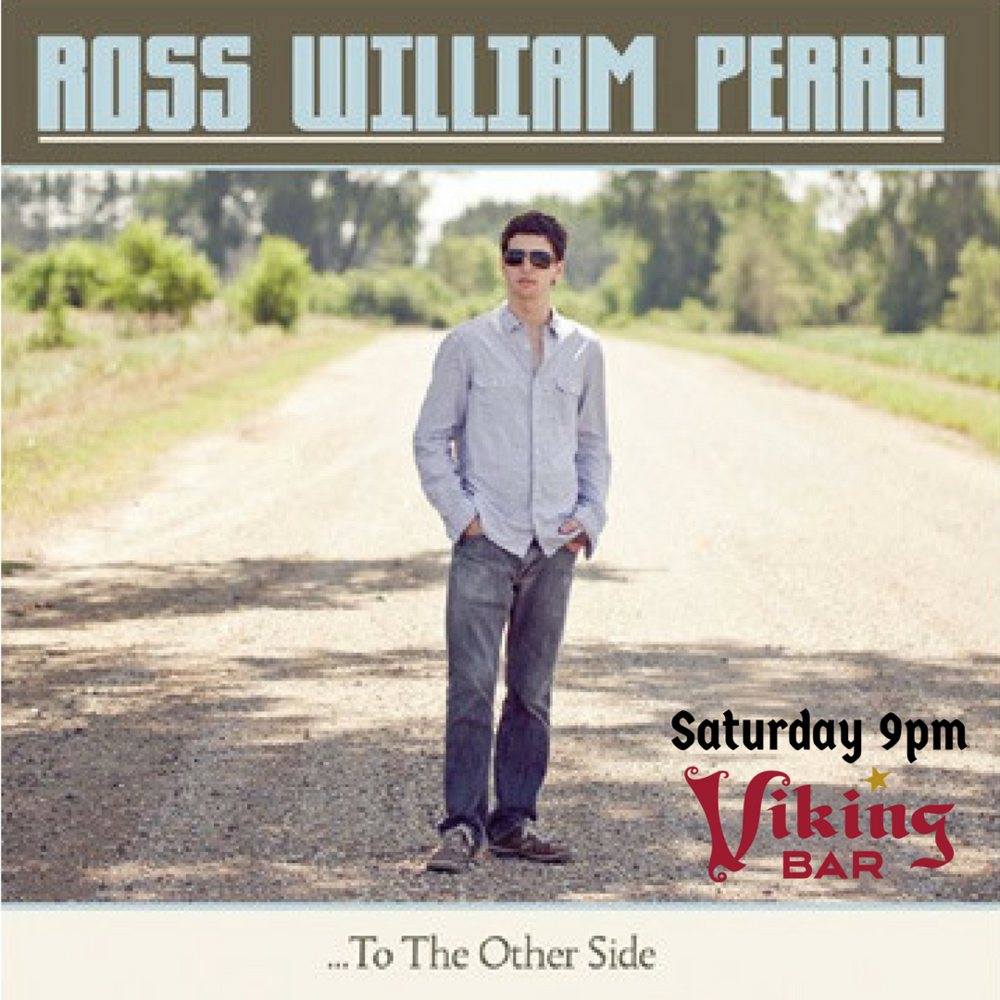 ross william perry at viking bar