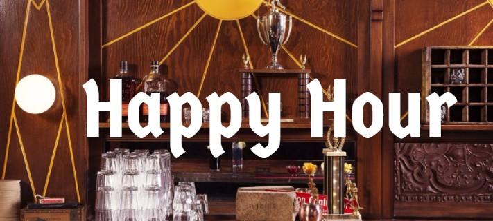 Happy Hour! — Viking Bar