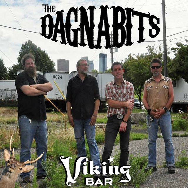 Come see @the_dagnabits for the last time in 2017 with an early show from 7:30-9 pm at the #VikingBar tonight!  #vikingbarmusic #dagnabits #rocknroll #mplsmusic #saturdaynightfun #minneapolis #minneapolismusic #minneapolismusicscene #vikingbarbuck