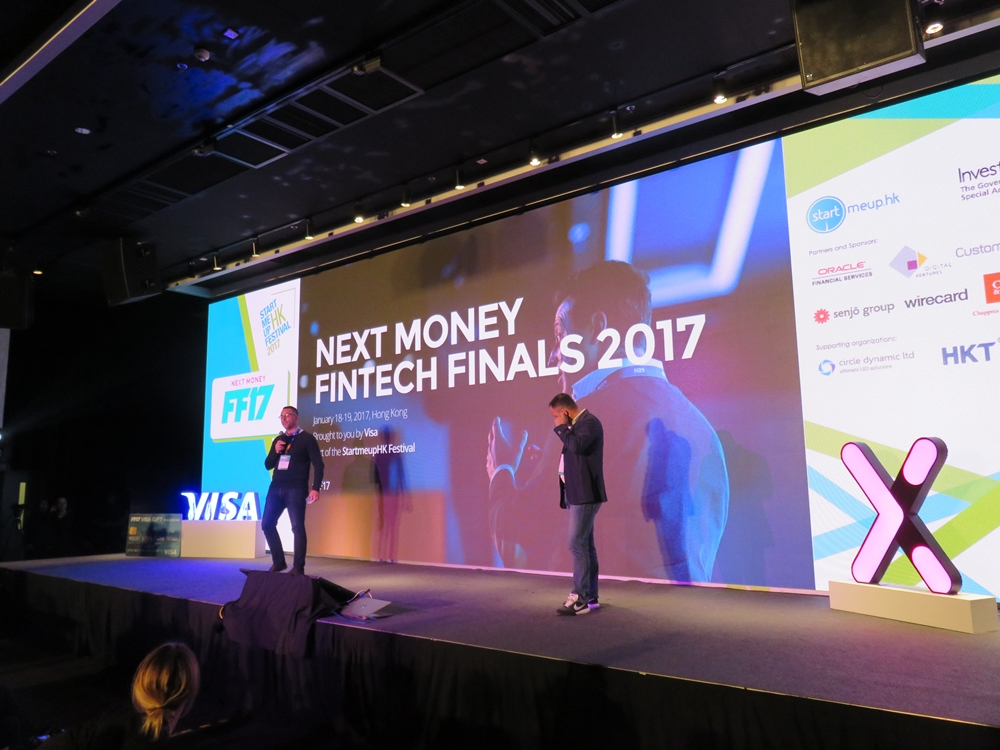Next Money Fintech Finals 2017, Hong Kong