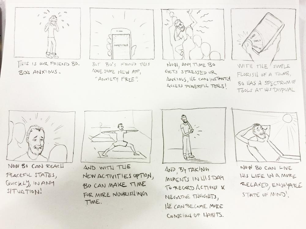 2nd Storyboard