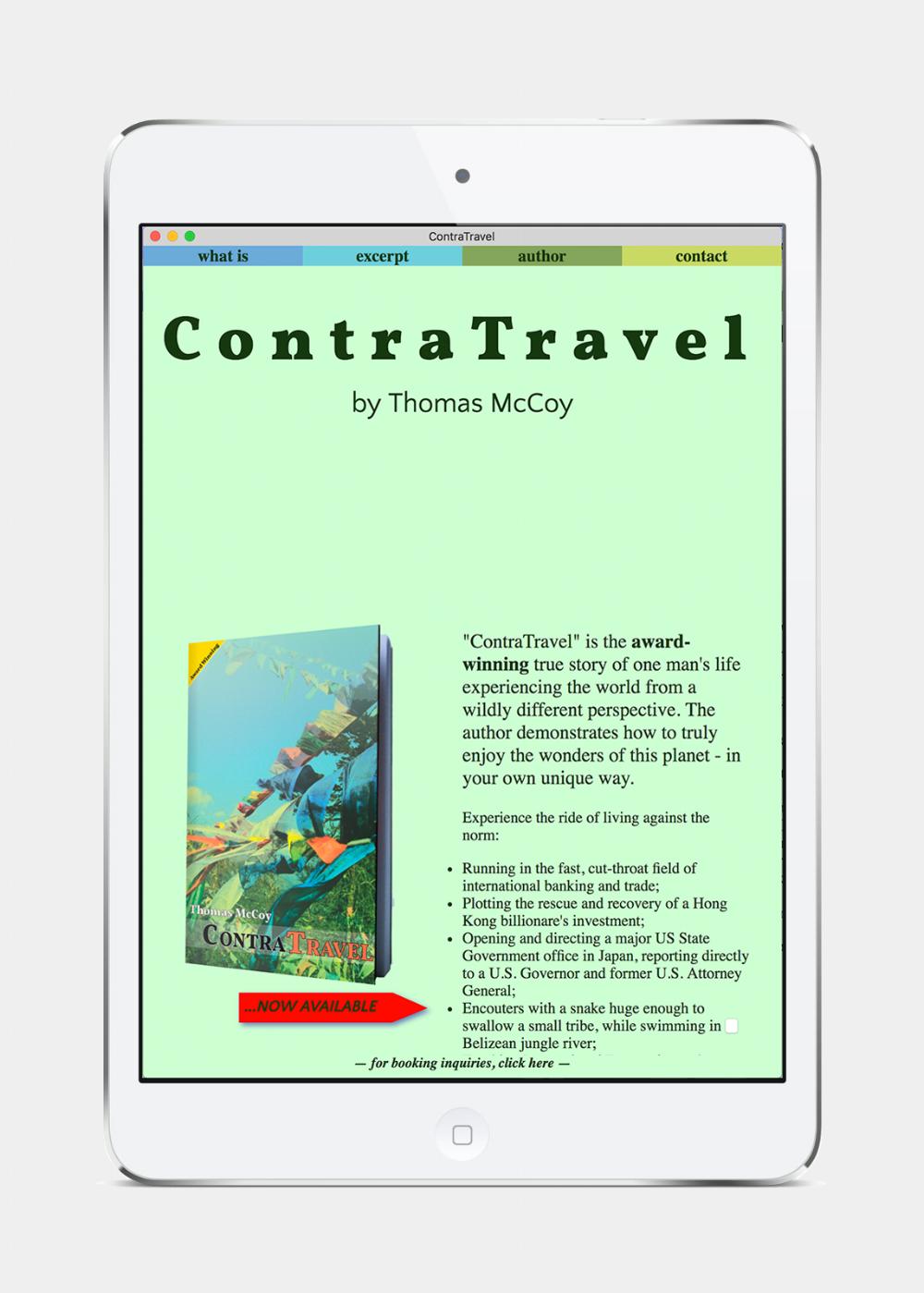 tablet responsive mockup