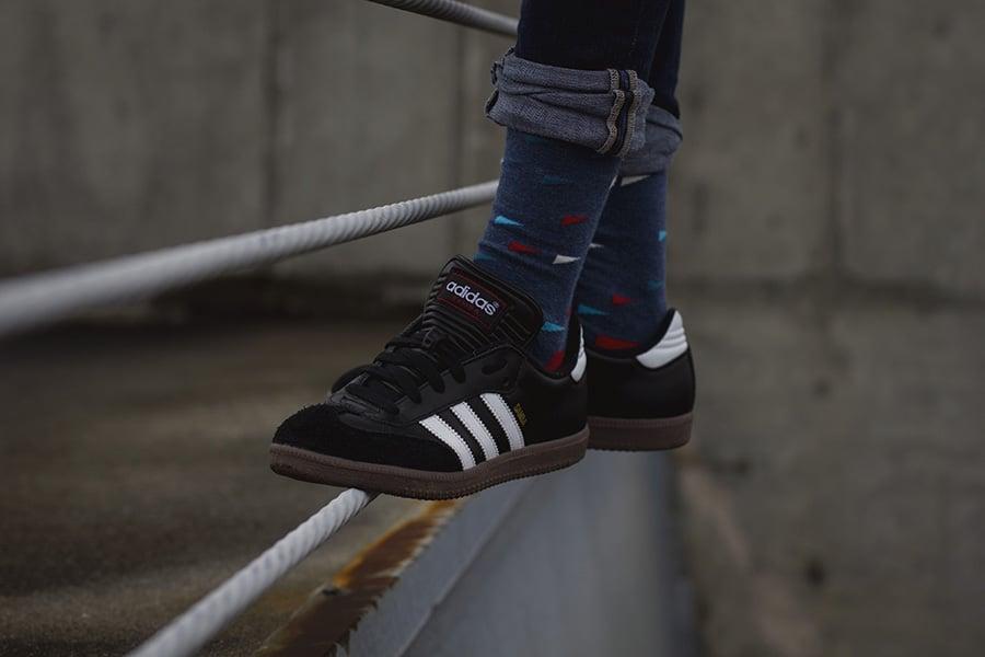 Triangle Happy Socks