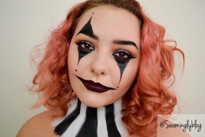 Halloween Makeup , Clown \u2014 SeaminglyBeauty